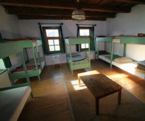 A tábori szobánk